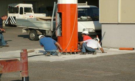Posizionamento Torri Faro aeroporto Alghero